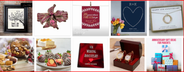 3RD Wedding Anniversary Gift Guide And Interesting Gifts *2020-2021