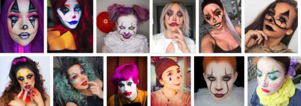 Clown Makeup Ideas 2021