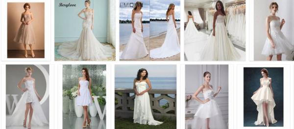 Strapless Wedding Dress Ideas *2021
