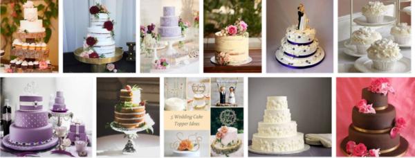 Wedding Cakes Ideas?