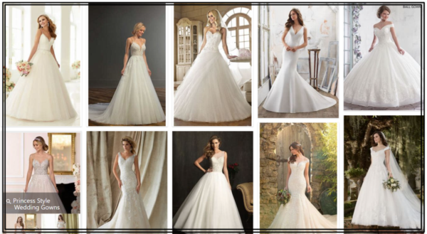 Wedding Gown İdeas – Gown Style Is For You?