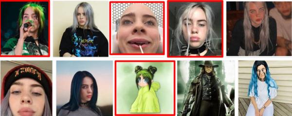 Billie Eilish No Makeup New İmages 10 ++ No Makeup