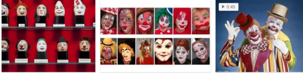 Clown Makeup: How to Find An Effective Clown Makeup Image