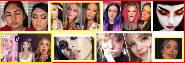 Egirl Makeup Looks – New Idea And Pictures * 2021 New Post