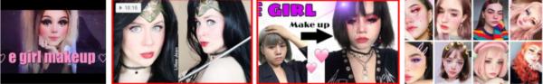 Egirl Makeup Tutorial For Beginners * 2021