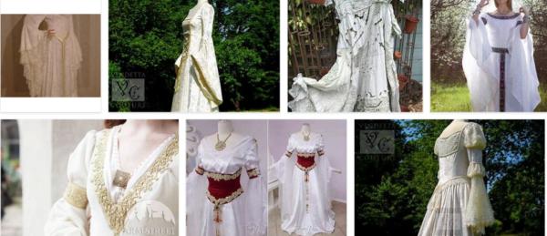 Medieval Wedding Dress – Tips For Choosing **2021 New