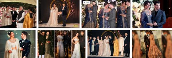 Priyanka Chopra Wedding Reception – A Ceremony Of Absolute Glory