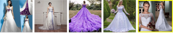 Purple Wedding Dresses Is the Perfect Coloration for Your Wedding İdeas?