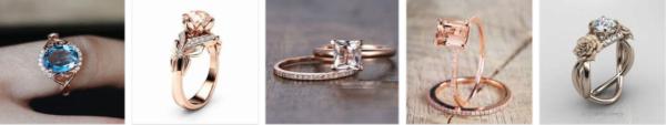 Rose Gold Wedding Ring Models – New İdeas 2021