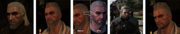 Witcher 3 Hairstyles *2021 New