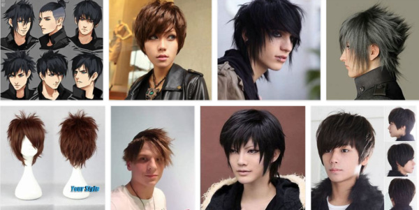 Anime Hairstyles – Male Anime Hairstyle * 2021 New