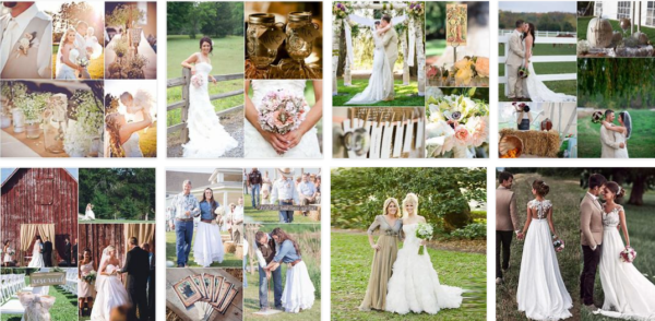Ideas For A Country Wedding * 2021