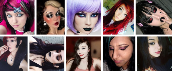 How to Make Emo Makeup? Suggestions