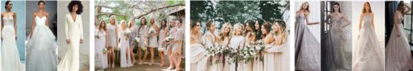 Nude Wedding Gowns & İdeas * 2021
