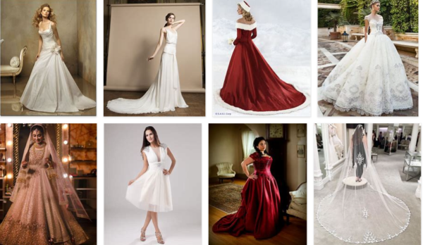 Wear Red Wedding Dresses for Your Wedding Day * 2021 New