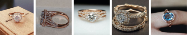 Rose Gold Wedding Ring Ideas – How to Get 30% Discount?