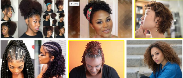 Unprofessional Hairstyles For Women *2021