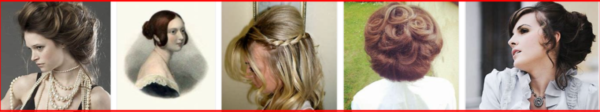Victorian Hairstyles – What Are Your Choices From This Time Period?