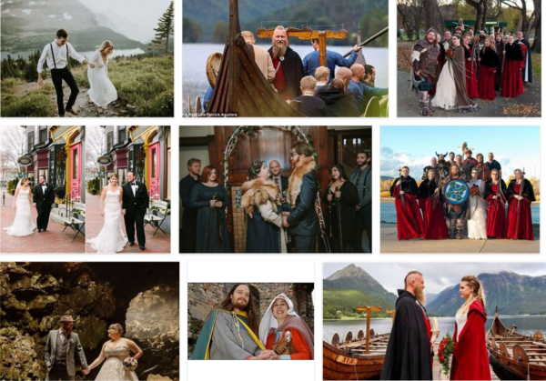 Viking Wedding Food And Drink Ideas *2021 New