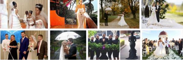 Iliza Slinginger Wedding Photographers **2021 New