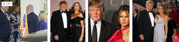 Melania Trump Wedding Ring – Style, Cut, and Carat ?