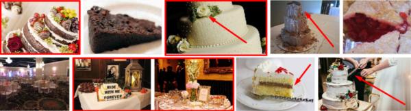 Wedding Cakes – Different Varieties *2021
