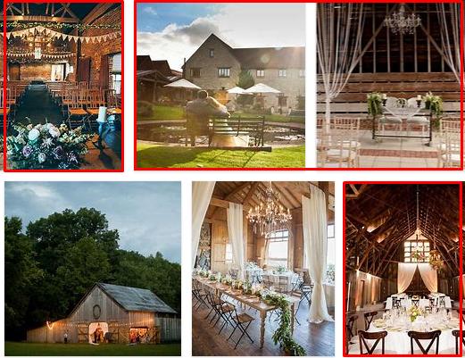 Barn Wedding Venues – 2021 New