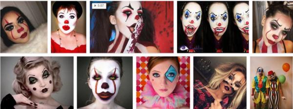 Clown Makeup – A Fun Trick To Create A Funny Face * 2021