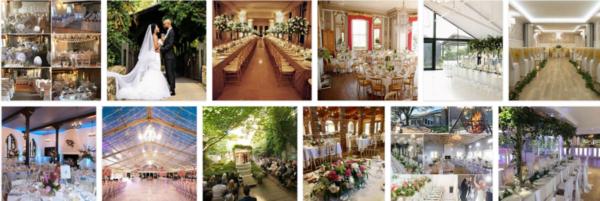Consider a Wedding Venue * 2021 New