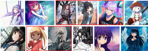 Create Your Own Anime Girl * 2021