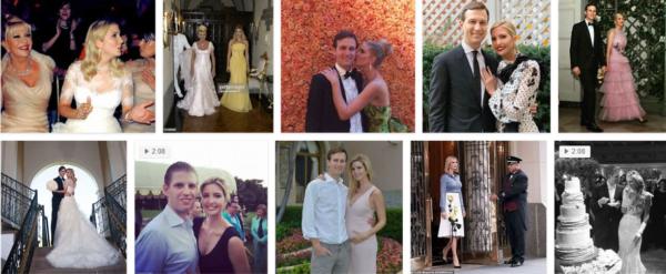 İvanka Trump Wedding – Dress And Wedding Photos
