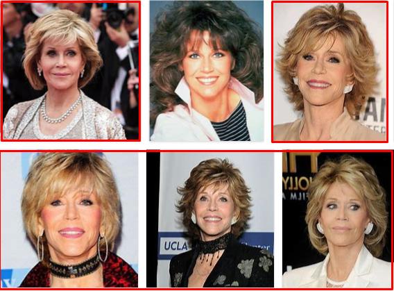 Jane Fonda Hairstyles- Top 10 Different Models