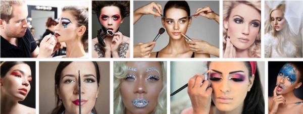 Makeup Artist – Cosmetics Artist Career Options
