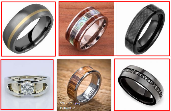 Mens Wedding Rings – New Collection 2021