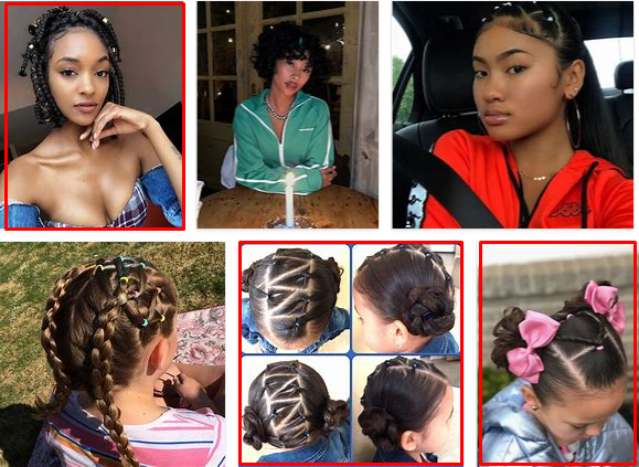 Rubber Band Hairstyles – 10 Different Models