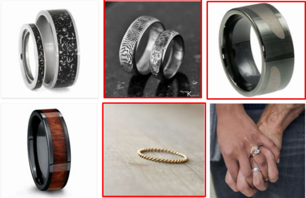 Unique Wedding Bands – Make Your Voice Heard * 2021 New Models