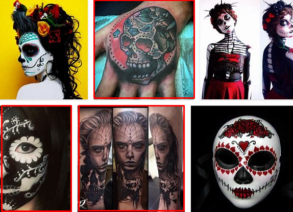 Day Of The Dead Makeup Ideas New