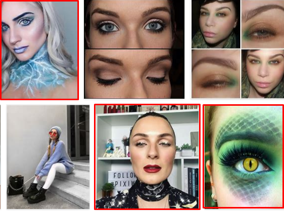 Grunge Makeup Effect New Effect Models – 2021
