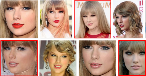 Taylor Swift Without Makeup – 2021