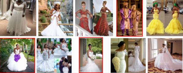 African Wedding Dresses on Instagram – 2021 New